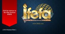 International Film & Entertainment Festival of Australia (IFEFA) Submission on FilmFestivalLife